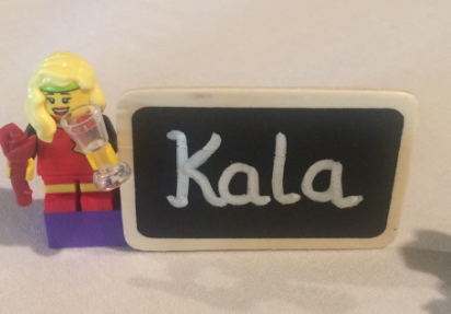 Coolest place cards ever!